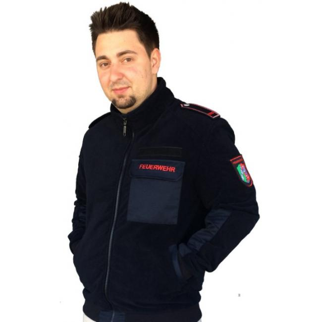 IdF Fleecejacke ohne Membrane by Steinforth