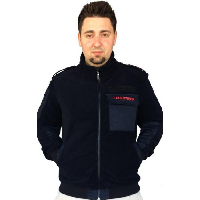 IdF Fleecejacke mit Membrane by Steinforth